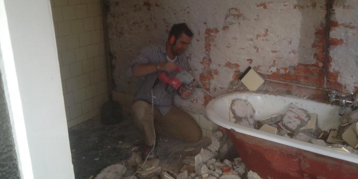 oude badkamer opknappen ~ pussyfuck for ., Badkamer