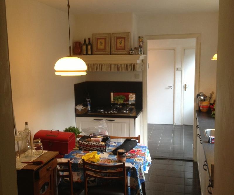 Keuken en WC renovatie