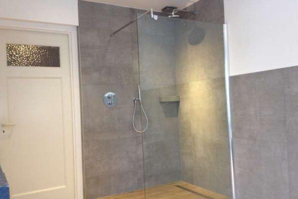 Badkamer bouw