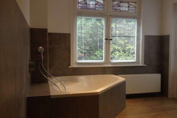 Badkamer verbouw