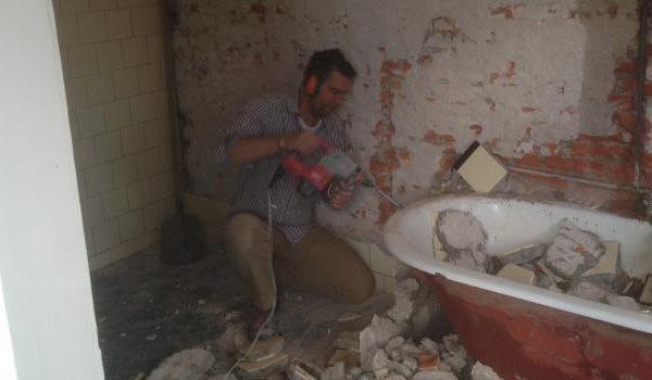 badkamer-renovatie-slopen